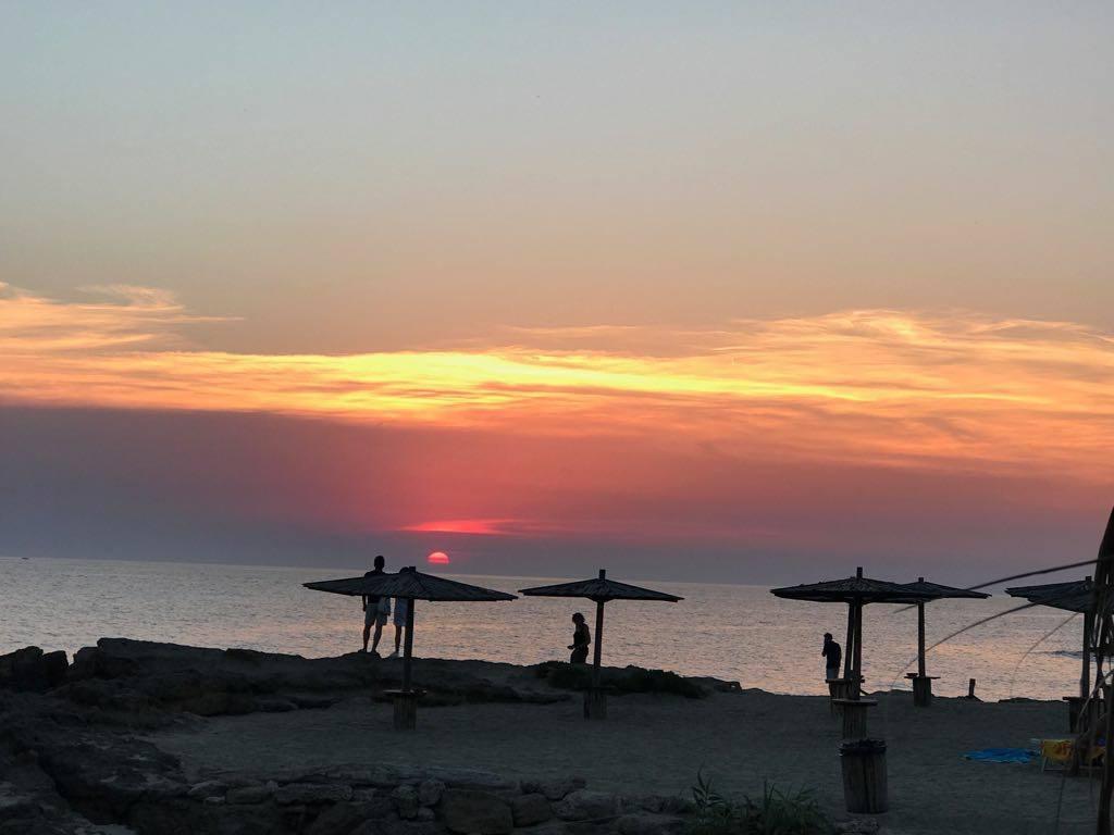 tramonto Cotriero