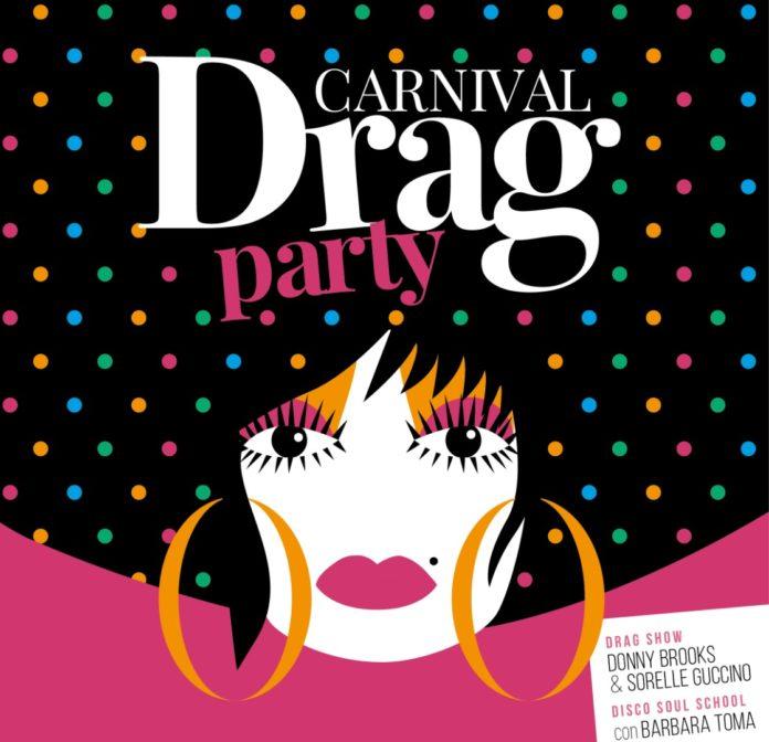 Carnival Drag Party Castello Volante di Corigliano d'Otranto
