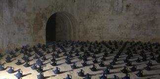 Lampante Gallipoli città dell'olio Lecce