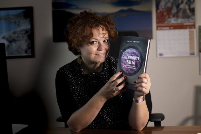Stefani Divertito Chernobyl Presentazione Libro Lecce e Taviano